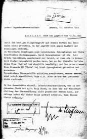 Schadensbericht Bremer Lagerhaus Gesellschaft